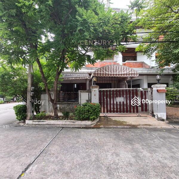 บ้านแฝดหลังมุม(โครงการบ้านสีฟ้า) #80537944
