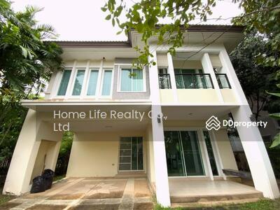 For Rent - ขาย / ให้เช่าบ้านเดี่ยว  2 ชั้น Bangkok Boulevard, ราชพฤกษ์-พระราม 5