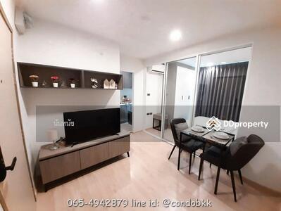 ให้เช่า - Line ID : @lovebkk (มี @ ด้วย) พรีมิโอ ควินโต 26 ตร. ม ชั้น 3 ตึก A ให้เช่าราคา 12, 000 บาท