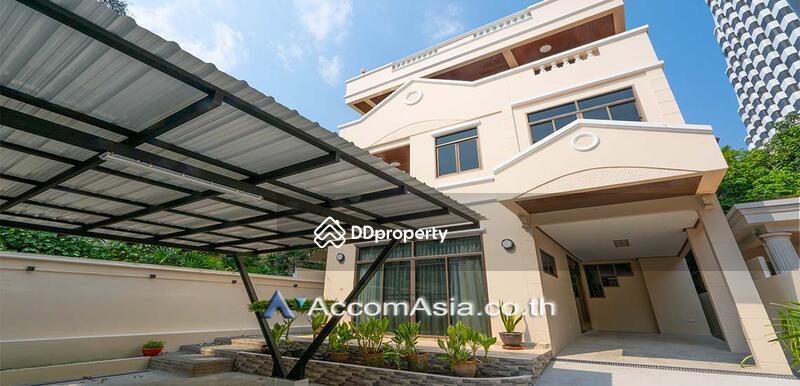 house 3 Bedroom for rent in Sukhumvit Bangkok Nana BTS 5001701 #83670512