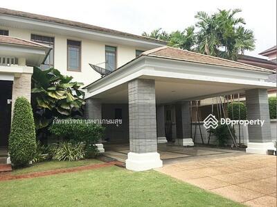For Rent - House for rent Narasiri Pattanakarn Srinakarin fully furnished! !
