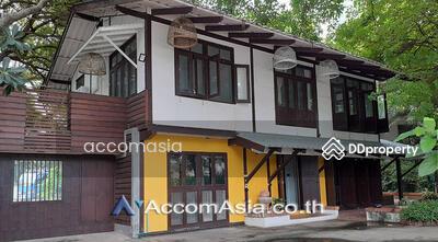 ให้เช่า - House 3 Bedroom For Rent BTS Phrom Phong in Sukhumvit Bangkok ( AA27775 )
