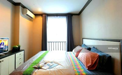 For Rent - E734 Condo for rent, The Reserve Kasamsan3, size 39 sq m, with washing machine, near BTS Siam Station