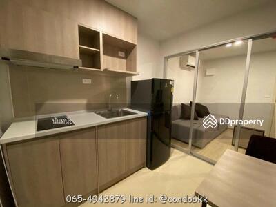 ให้เช่า - Line ID : @lovebkk (มี @ ด้วย)  เอลลิโอ เดล มอสส์ พหลโยธิน 34 31 ตร. ม ชั้น 8 ตึก B ให้เช่าราคา 12, 000 บาท/เดือน