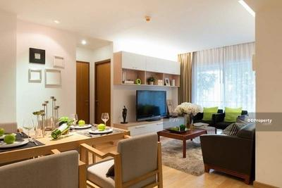 For Rent - The Residence52 for rent, near Onnut BTS 3 beds 3 baths 87 sqm. , on 5th floor, fully furnished.