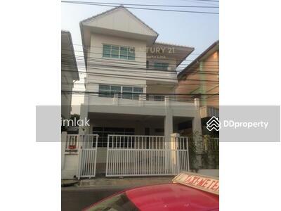 ให้เช่า - ให้เช่าบ้าน 3 ชั้น ถ. ประชาราษฎร์บำเพ็ญ, ใกล้ MRT ห้วยขวาง/MRTสุทธิสาร จดทะเบียนบริษัทได้/46-HH-63083