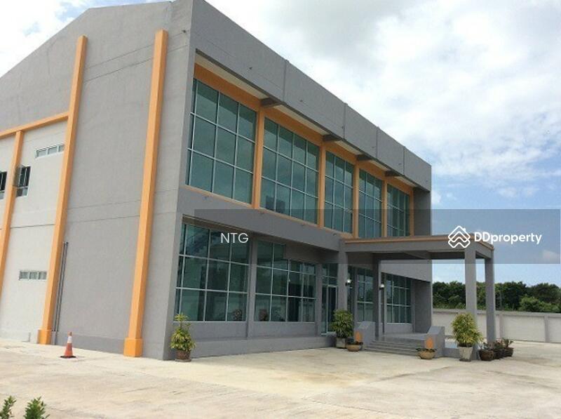 โรงงานสำเร็จรูปพร้อมสำนักงาน ติดโครงข่ายระบบโลจิสติกส์สุวรรณภูมิ #80830434