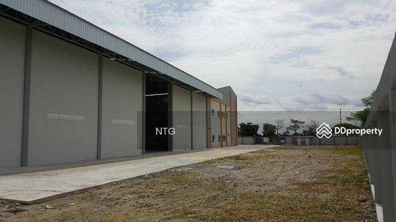 โรงงานสำเร็จรูปพร้อมสำนักงาน ติดโครงข่ายระบบโลจิสติกส์สุวรรณภูมิ #80830436