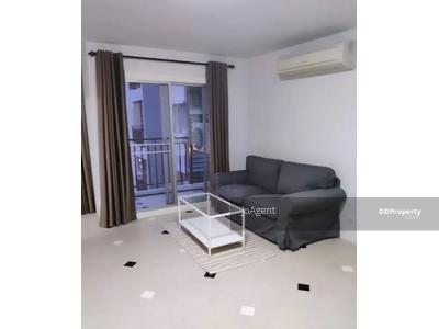 For Rent - E112 Condo for rent, Condo One Siam, 50 sq m. There is a washing machine, near the BTS Skytrain National Stadium.