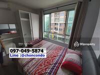 ขาย - วิวสระ D Condo บางแสน ชั้น6 ตึกD   ชลบุรี Tel/Line 097-049-5874