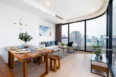 For Rent - Condo for rent Ashton Chula - Silom fully furnished (Confirm again when visit).