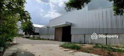 ขาย - ขายโกดังพร้อมอาคารสำนักงาน 4 หลัง ชลบุรี เนื้อที่ 37 ไร่เศษ รหัสSJ1851