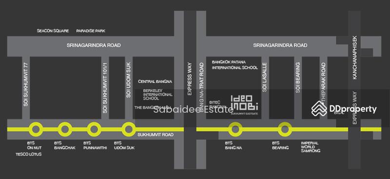 IDEO MOBI สุขุมวิท อีสท์เกต (ไอดีโอ โมบิ สุขุมวิท อีสท์เกต) #80979636