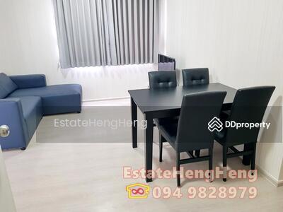 For Rent - Room for Rent at Plum Condo Park Rangsit. FL5. 2B, 44sq. m.