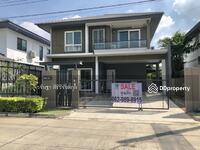 ขาย - ขายบ้านเดี่ยวมัณฑนา กัลปพฤกษ์ - วงแหวน  ใกล้ MRT หลักสอง