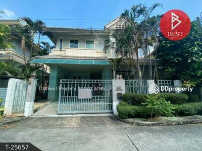 For Sale - ขายบ้านเดี่ยว หมู่บ้านพรไพลิน สุขุมวิท 101/1 พระโขนง กรุงเทพมหานคร
