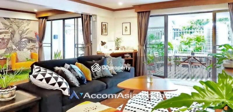 house 2 Bedroom for rent in Sukhumvit Bangkok Ekkamai BTS AA28300 #81105762
