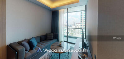 For Rent - Unique Luxuary Residence apartment 2 Bedroom for rent in Langsuan Bangkok Ratchadamri BTS AA28353