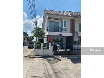 For Sale - express! Townhouse, Suan Suan Parview Village, 2 types, 1 bedroom, 1 bathroom, area of 28 sq m, area of 28 sq m, 2 floors, sale 2. 1 MB @LINE: 0962215326 Khun Gae