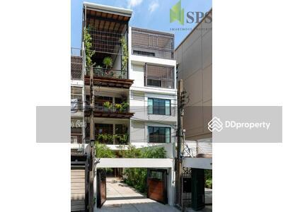 For Rent - For Rent Townhouse Sukhumvit BTS NANA ทาวน์เฮ้าส์ 5 ชั้น สุขุมวิท(SPS-GH647)