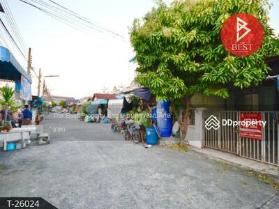 ขาย - ขายบ้าน ทาวน์เฮ้าส์ หมู่บ้านปิติวิลล่า ถนนแพรกษา แพรกษา สมุทรปราการ