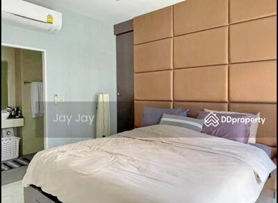 For Sale - JJ-185 ขายด่วน ห้องชุด  Villa Chaya  ห้องขนาดใหญ่ 79 ตรม. 2 นอน เฟอร์ฯ บิ้วอิน ห้องสวย พร้อมอยู่ ราคาพิเศษ