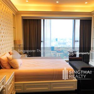 ขาย - The Met BTS Chongnonsi 3 ห้องนอน / 4 ห้องน้ำ