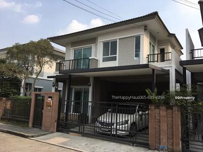 For Sale - H312HH-Sale with tenant Passorn Prestige Luxe Patthanakarn 38