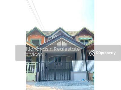 For Sale - express! Single house, Pruksa village 18/1, Soi Kaew In, 2 bedrooms, 2 bathrooms, area 16. 2 sq. w. , 2 floors, sold 1. 69 baht @LINE: 0962215326 Khun Kae