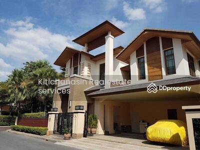 For Sale - express! Single house Sansiri Sukhumvit 67 @ Prime Sukhumvit, 4 bedrooms, 5 bathrooms, usable area 490 sq m, area 110 sq m, 2 floors, sell 102 baht @LINE: 0962215326 Khun Kae