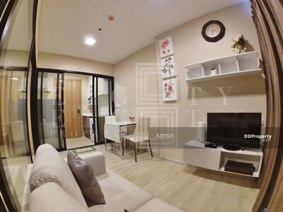 For Rent - For Rent Condolette Midst Rama 9 (30 sqm. )