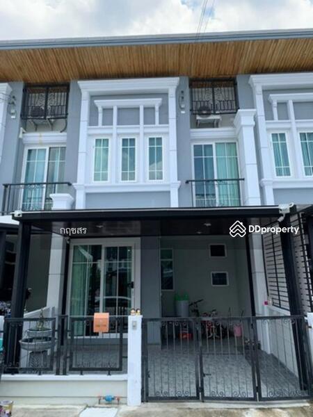 ทาวน์โฮม โกลเด้น ทาวน์ 3 ลาดพร้าว-เกษตรนวมินทร์ Golden Town 3 Ladprao-Kasetnawamin  PBK-023 #81430858