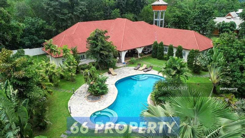 Luxury Property on Big Land for Sale in Nam Phrae, Hang Dong. #93231714