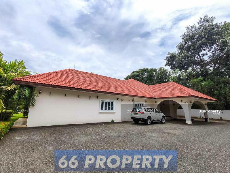 Luxury Property on Big Land for Sale in Nam Phrae, Hang Dong. #93231716