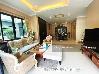 For Sale - House for sale Narasiri Hideaway 3 floors, the best price, the best location, size 50 sq m, modern style