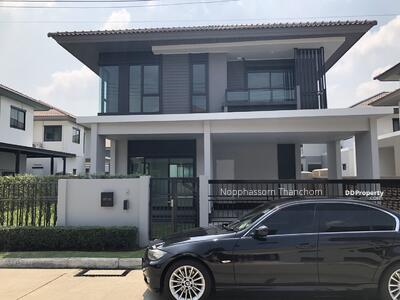 For Rent - ให้เช่าบ้านเดี่ยว เศรษฐสิริ วงแหวน-ลำลูกกา ถนนลำลูกกา ปทุมธานี
