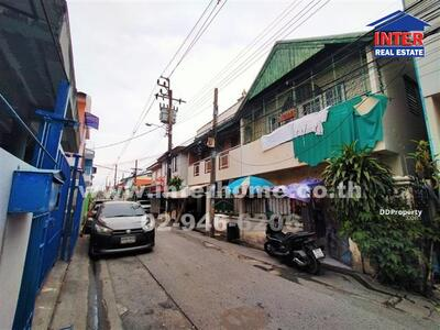 For Sale - Rental room 2 floors 40. 4 sq. w. Near Phayathai Nawamin Hospital Soi Prasert Manukit 48 Prasert Manukit Road - 40766