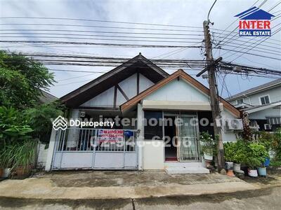 ขาย - บ้านเดี่ยว 1 ชั้น 40 ตร. ว. หมู่บ้านนาริสา ซอยเสรีไทย29 ถนนเสรีไทย - 40827