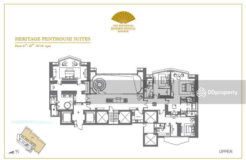 The Residences Mandarin Oriental Bangkok #81590260