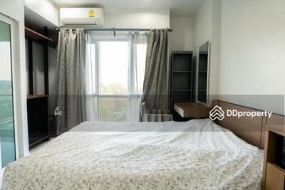 ขาย - PPP017 ขาย/เช่า  คอนโด The Key แจ้งวัฒนะ 1 ห้องนอน  วิวสระ สวน ห้องสวย