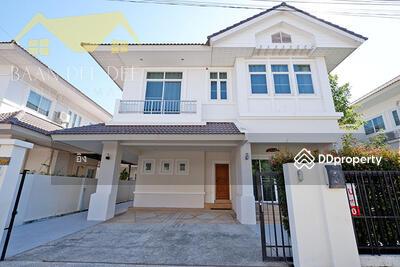 ให้เช่า - บ้านในโครงการให้เช่า เดือนละ 18, 000 บาท ใกล้เซ็นทรัลเฟสติวัลเพียง 10 นาที No. 6H068