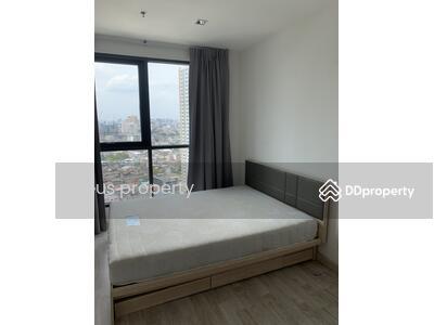 ให้เช่า - Hot Deal! **ideo mobi sathorn**ห้องชั้นสูง20+ เฟอร์ครบ วิวเมืองไม่โดนบล็อค เพียง 11K