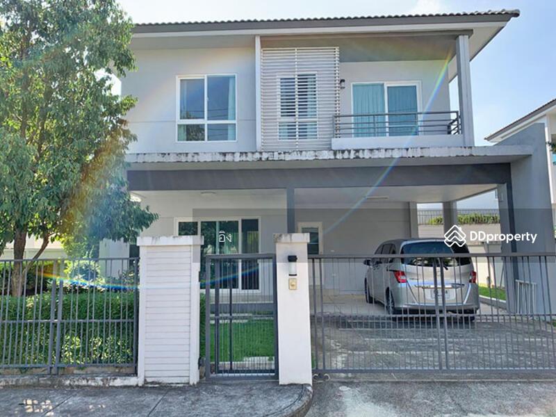 บ้านในโครงการมีระดับ คุณภาพทางสังคมที่ดี ให้เช่าเดือนละ 25,000 บาท เดินทาง 10 นาทีเข้าเมือง No.6H069 #81641644