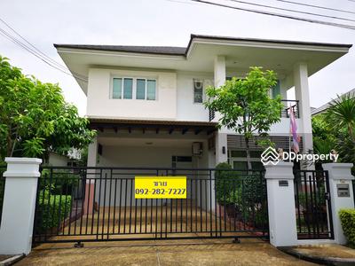 ขาย - บ้านเดี่ยว 2 ชั้น หมู่บ้านบางกอก บูเลอวาร์ด แจ้งวัฒนะ ถนนเลี่ยงเมืองนนทบุรี ใกล้ อิมแพค เมืองทองธานี/38-HH-63090