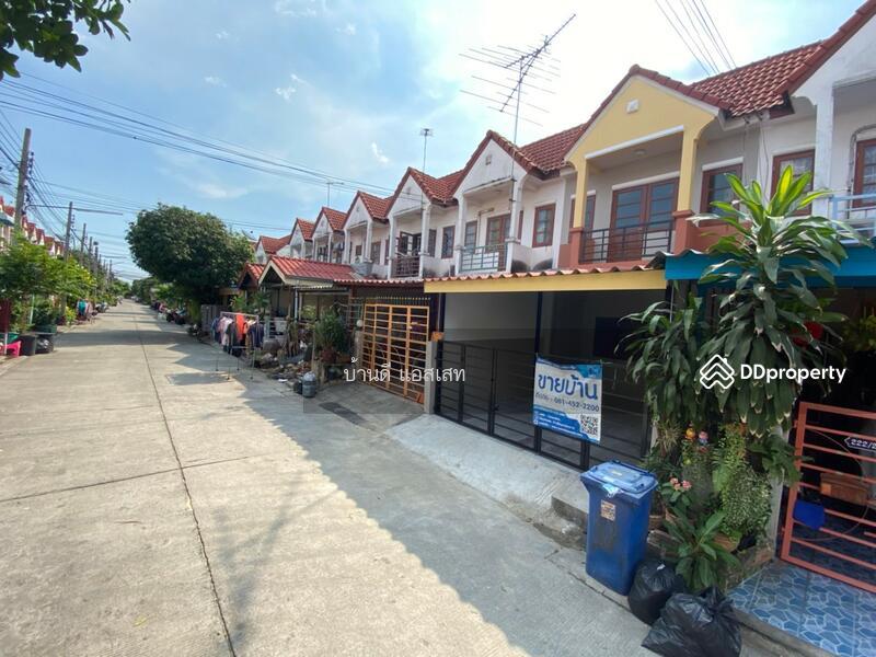 ขายทาวน์เฮ้าส์แต่งสวย ถนนเทพารักษ์ ซอยมังกร นาคดี หมู่บ้านลลิษา #81687732