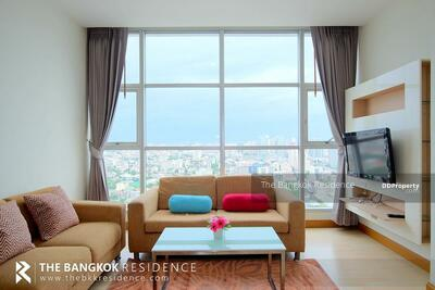 ให้เช่า - 2 ห้องนอน ราคาดีมาก! ! ชั้น 25+ ห้องใหญ่จุใจ โปร่งสบาย เดินทางง่าย เช่าคอนโดใกล้ MRT รัชดาภิเษก RHYTHM Ratchada @26, 000 บาท/เดือน