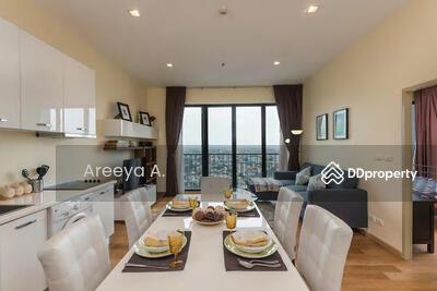 ให้เช่า - [ For rent ] Noble Reveal, BTS Ekkamai, 2 Bed 1 Bath, 68. 39 sq. m.