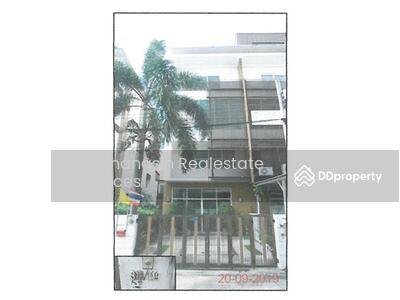 For Sale - Code KRE X59 Townhouse, Smart Plus Village, Nawamin 70, 5 bedrooms, 6 bathrooms, area 47. 3 sq. wa. 4 floors, sale 8. 47 MB @LINE: 0962215326 Khun Kae
