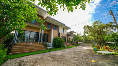 ให้เช่า - AMR0236 ให้เช่าบ้านเดี่ยวชั้นเดียวสไตล์ Resort  10 ห้องนอน 12 ห้องน้ำ พื้นที่ 400 ตรว. ราคาเช่าเดือนละ 85, 000 บาท