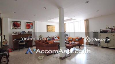 ให้เช่า - House 3 Bedroom For Rent BTS Phrom Phong in Sukhumvit Bangkok ( AA13094 )